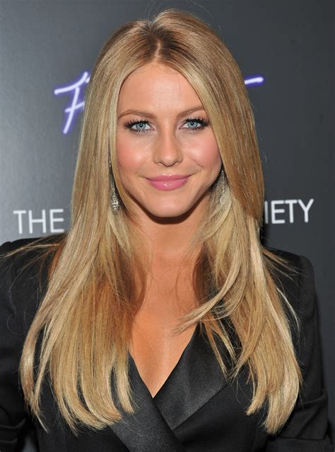 how does julienne hough style her hair julianne hough layered cut julianne hough long