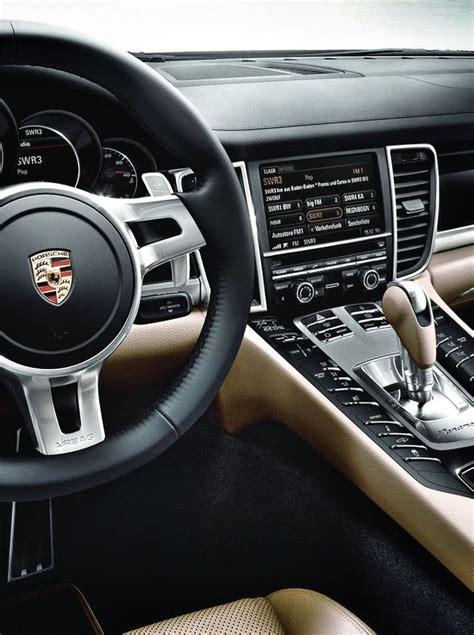 porsche cars interior porsche panamera s interior spacious fast