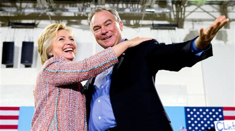 by picking anti abortion tim kaine hillary is testing hillary clinton picks tim kaine as running mate variety