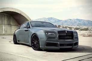 Rolls Royce A The Rolls Royce Wraith Overdose Is A Killer Custom Ride