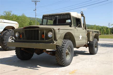 new jeep for sale 1967 jeep kaiser 715 new engine 327 for sale