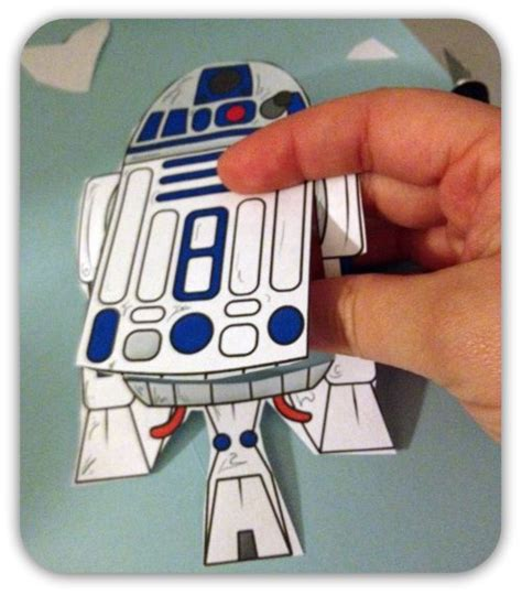 Wars Paper Crafts - bookmark craft printable bookmarks and for on