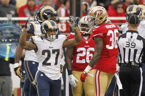 st louis rams tre st louis rams finish season on sour note with ot loss to