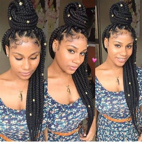 what type of weave is best for box braids 1000 images about natural hair styles on pinterest flat