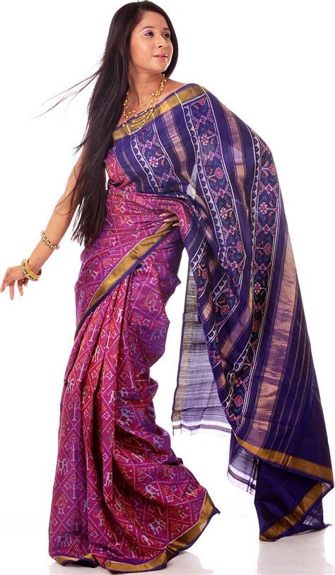 saree draping patola saree style saree draping style