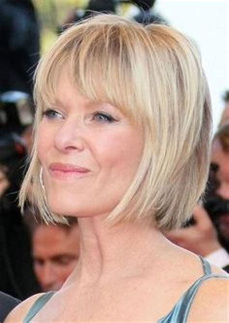 does kate capshaw have naturally curly hair kate capshaw on pinterest indiana jones bangs and