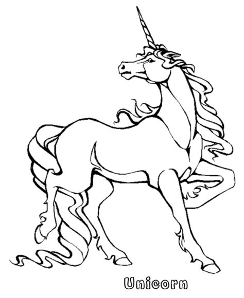 realistic unicorn coloring page realistic animal coloring pages coloring home