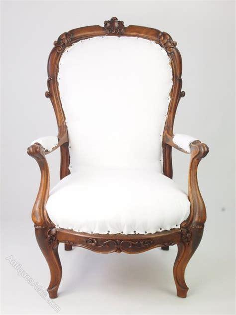 balloon armchair antqiue victorian armchair balloon back chair antiques
