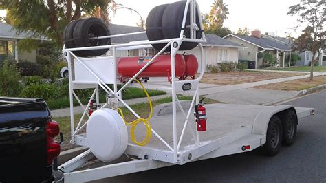 Tire Rack For Trailer by Tire Rack For Open Trailer Ideas Page 2