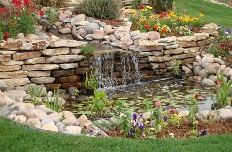 decorare il giardino coi sassi decorare il giardino coi sassi tante soluzioni