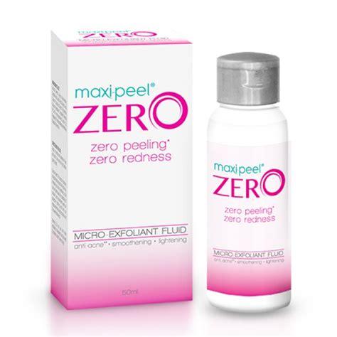 Toner Maxi Peel maxi peel zero micro exfoliant fluid