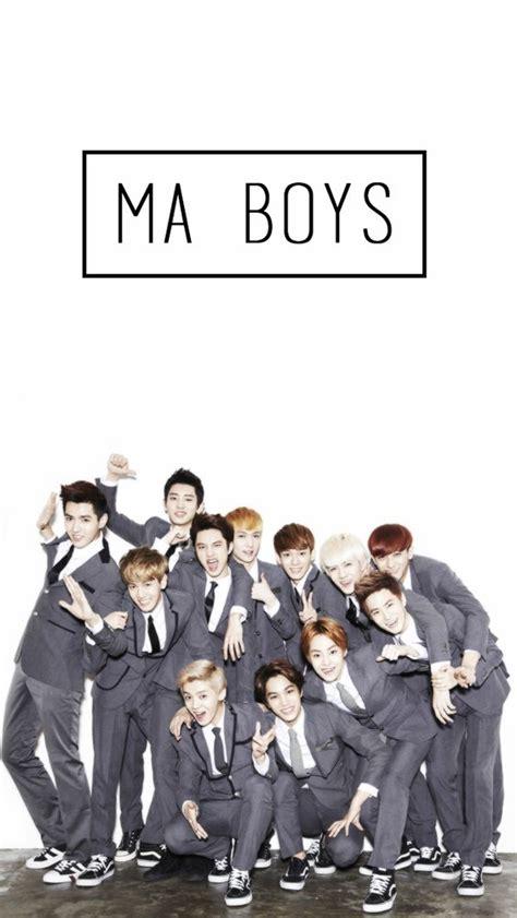 exo ot12 wallpaper tumblr exo boys and chang e 3 on pinterest
