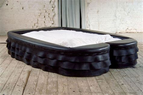 rubber couch creative furniture made with rubber by wout wessemius