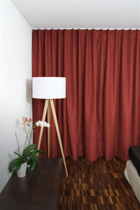 vorhang rot roter vorhang preise gratis stoffmuster