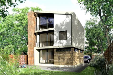 Exceptional Eco Friendly House Designs #2: Eco-friendly-modular-house-design1.jpg