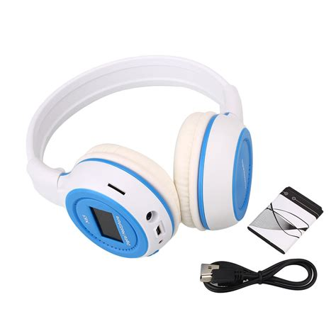 Headphone Musica Tf Mp3 D 268 wireless stereo headphones mp3 sd card player fm