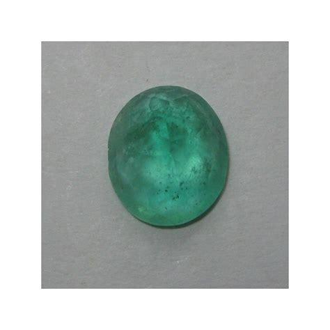 Emerald Zamrud Colombia Kolombia Ring Silver Memo Biglab jual batu zamrud colombia hijau oval cut 1 88 carat memo asli