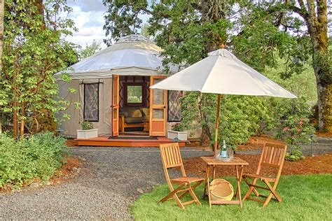 Yurt House by 20 Yurts Pacific Yurts