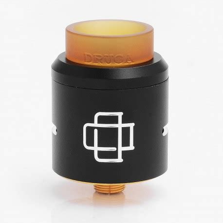 Druga Rda Authentic 25 99 authentic augvape druga rda black ss 24mm