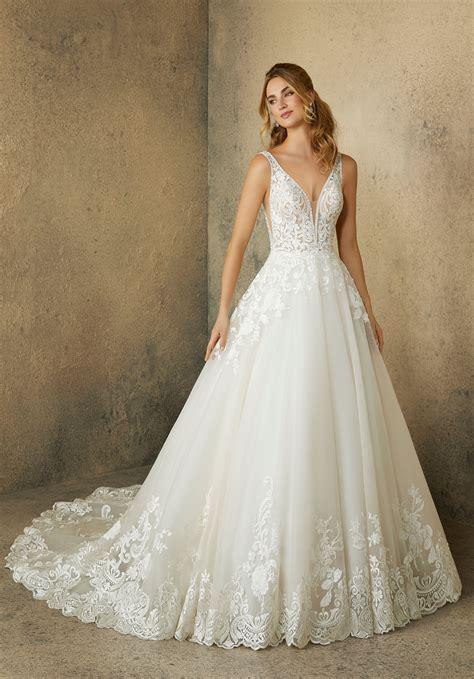 robin wedding dress style 2089 morilee