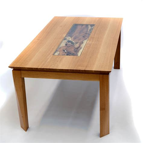 Yew Dining Table Dining Table In Oak Yew Makers Eye