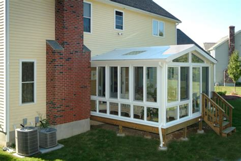 Add Solarium To House Adding Value To Your Home With A Sunroom Addition