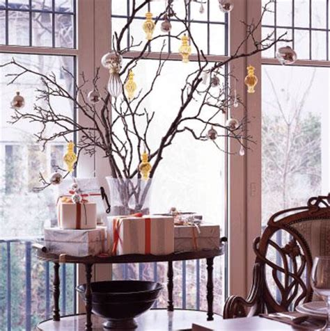 tree branch decorations in the home magic winter forest the rules of using decorative