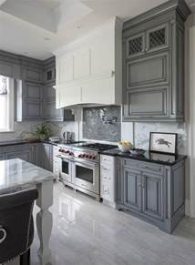 gray kitchen with white cabinets 17 best ideas about gray kitchen cabinets on