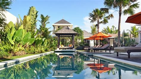 Echo Beach Duo Villa Enam Wedding Bali Com Echo House Bali