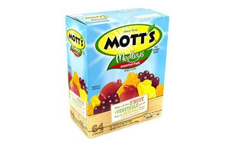 0 calorie fruit snacks mott s medleys fruit snacks 0 8 oz 64 count