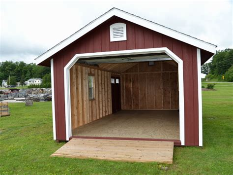 Garage Livingston by 12x24 Victorian A Frame Shed Garage Livingston Farm
