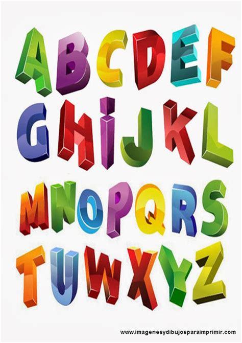 imagenes de uñas tricolor abecedario en 3d para imprimir