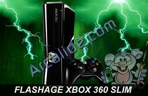 tutorial flash xbox 360 slim how to flash xbox 360 slim liteon 0225 winbond