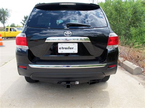 Toyota Hitch 2012 Toyota Highlander Trailer Hitch Draw Tite