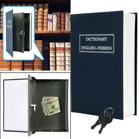 safe books dictionary diversion book safe