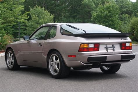 Porsche 944 Turbo S by 1988 Porsche 944 Turbo S German Cars For Sale
