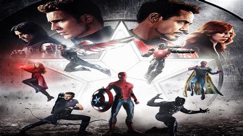 Heroes Marvel Cinematic Kaosraglan 4 top 50 most powerful marvel cinematic universe civil war
