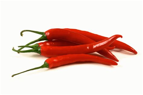 Opinions On Chili Pepper