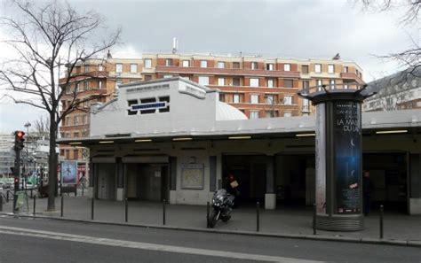 metro porte des lilas parisavant