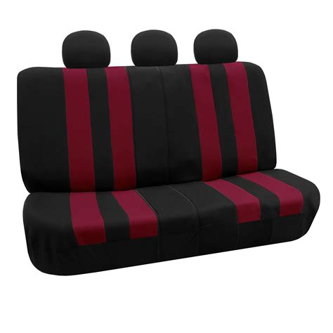airbag seat covers car seat cover set for auto airbag compatible split bench