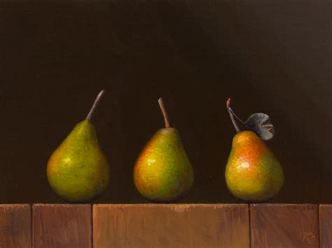 12 best images about pear oil paintings by abbey ryan