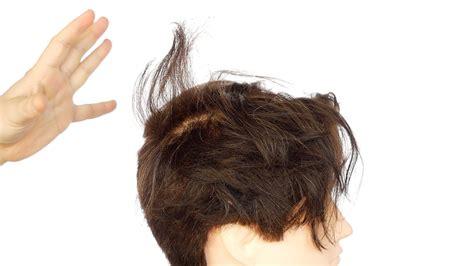 tame  hair cowlick  swirl thesalonguy youtube