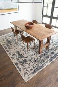 Dining Table Rug How To A Rug For Your Dining Room