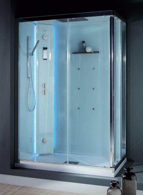 cabina doccia multifunzione 70x120 cabina doccia multifunzione white space quot vapor rettangolare quot