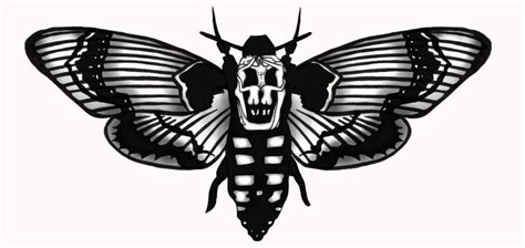 silence of the lambs moth tattoo the silence of the lambs the silence of the