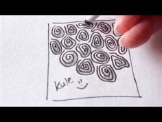 zentangle pattern kule 1000 images about ellen wolters how to do s on pinterest