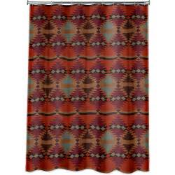 southwestern shower curtain shower curtains southwestern style home decoration club