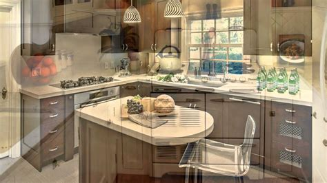 How To Design A Small Kitchen Layout by Small Kitchen Design Ideas Youtube