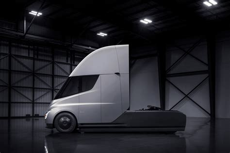 is tesla electric tesla electric truck details and pictures by car magazine