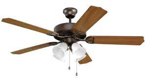 fanimation ceiling fans fanimation aire decor builder with 4 lights ceiling fan